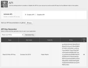 Zapier Integration API