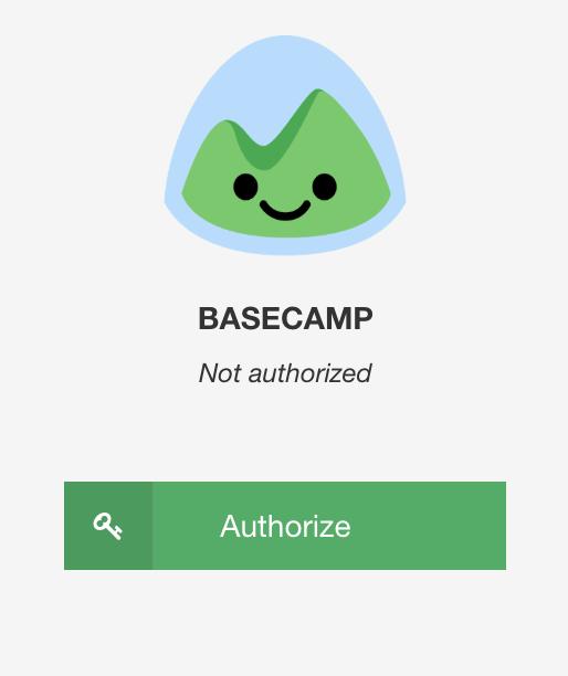Hub Planner Feature Basecamp Integrations