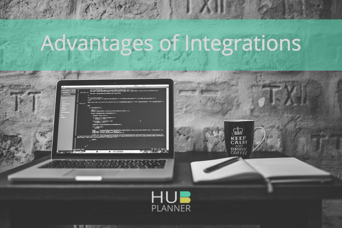 Advantages of integrations