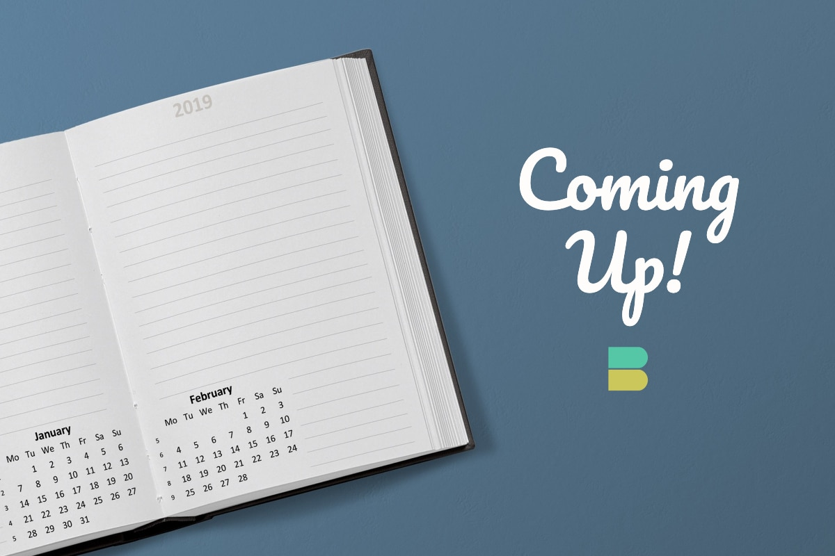 coming up for Hub Planner 2019