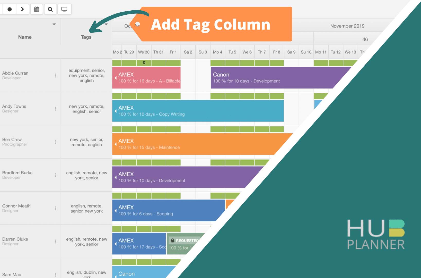 Tags_Column_Schedule