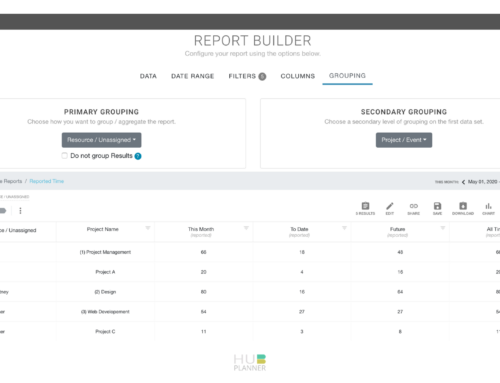 Double Grouping Report Results – New Function Release